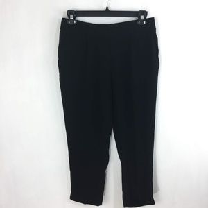 J.Crew Collection Curator Pants Cropped Draped